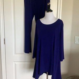 Misses/ladies Alfani / piece outfit